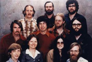 1978 Microsoft Staff
