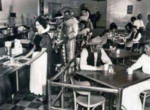 Disney Employee Cafe 1961