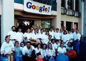 The Start of Google